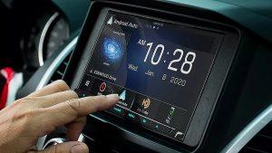 android autoradio dab